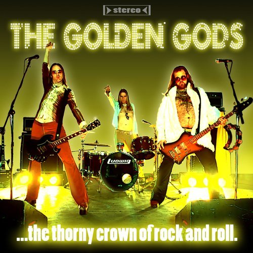 Golden Gods Thorny Crown Of Rock & Roll