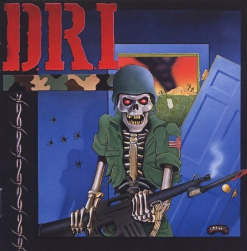 D.R.I. Dirty Rotten CD