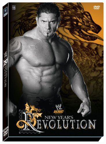 New Years Revolution Wwe Nr