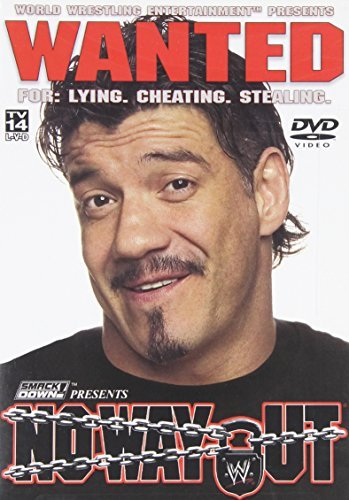 Wwe No Way Out (2004) Clr Nr