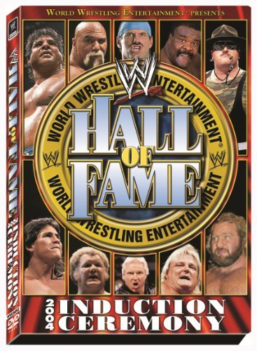 Wwe Hall Of Fame (2004) Clr Nr 2 DVD