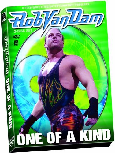 Van Dam Rob One Of A Kind Wwe Clr Nr 2 DVD