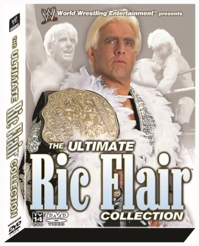Ultimate Ric Flair Collection Wwe Clr Nr 3 DVD