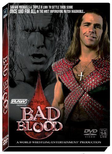 Wwe Bad Blood (2004) Clr Nr
