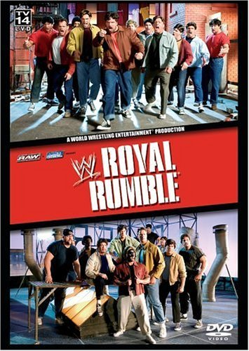 Royal Rumble 2005 Wwe Clr Nr