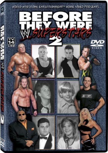Before They Were Superstars 2 Wwe Clr Nr