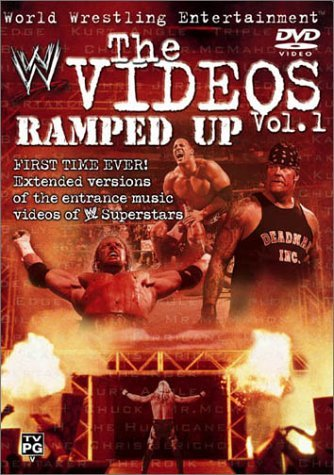 Wwf Vol. 1 Ramped Up Entrance Them Clr Nr