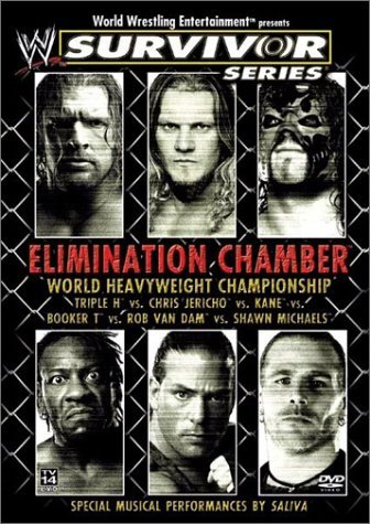 Survivor Series (2002) Wwe Clr Nr