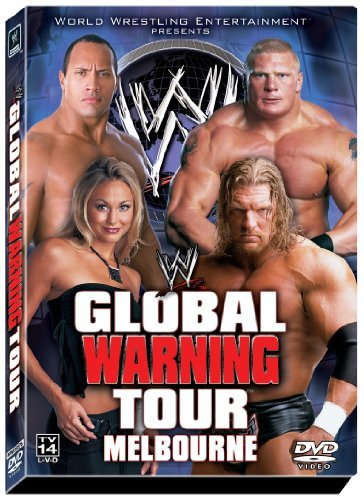 Global Warning Tour Melbourne Wwe Clr Nr
