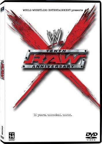 Raw Tenth Anniversary Wwe Clr Nr
