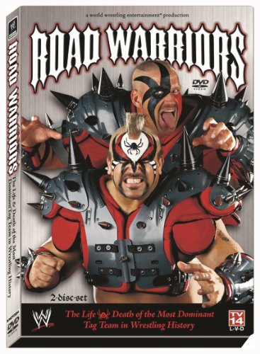 Wwe Road Warriors Life & Death Of The Most Dominant T Clr Nr