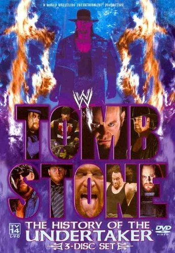 Tombstone History Of The Unde Wwe Clr Nr 3 DVD