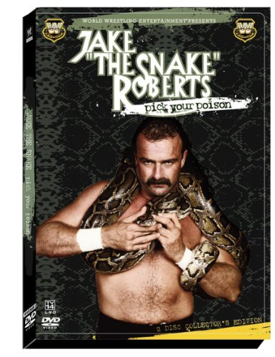 Jake The Snake Roberts Pick Yo Wwe Nr