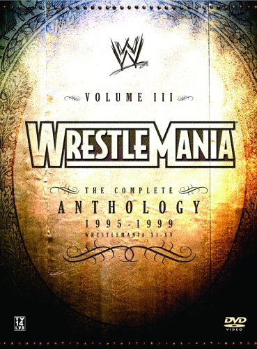 Vol. 3 Wrestlemania Wwe Nr 5 DVD