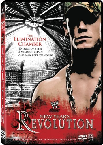 Wwe New Year's Revolution (2006)