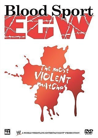 Blood Sport Ecw's Most Violent Wwe 2 DVD