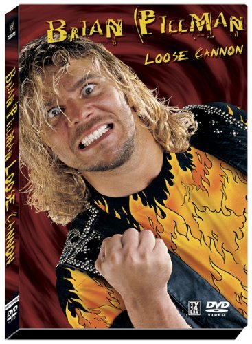 Brian Pillman Loose Cannon Wwe Nr 2 DVD