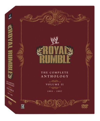 Vol. 2 Royal Rumble Anthology Wwe Tv14 5 DVD