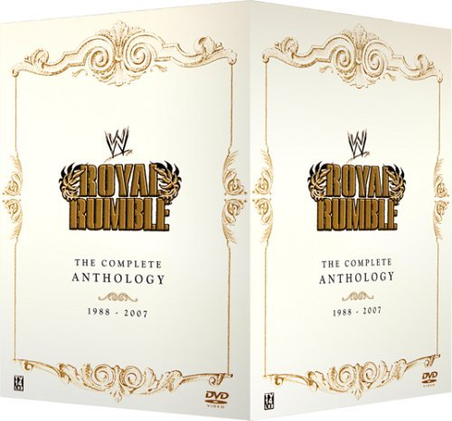 Royal Rumble The Complete Ant Wwe Clr Nr 20 DVD