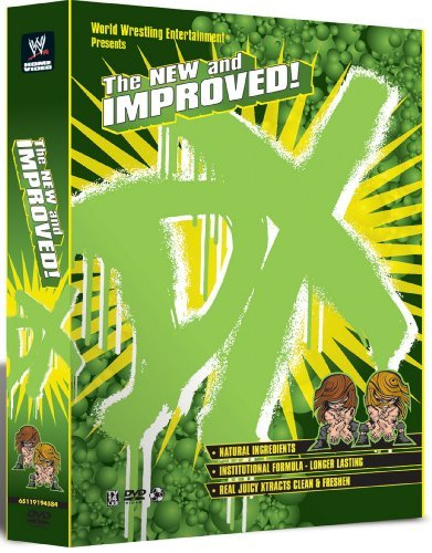 New & Improved Dx Wwe Clr Nr 2 DVD