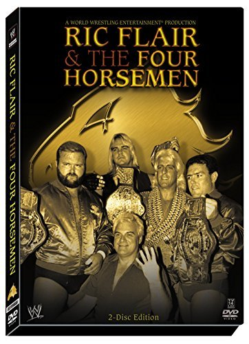 Ric Flair & The Four Horseman Wwe Clr Nr 3 DVD