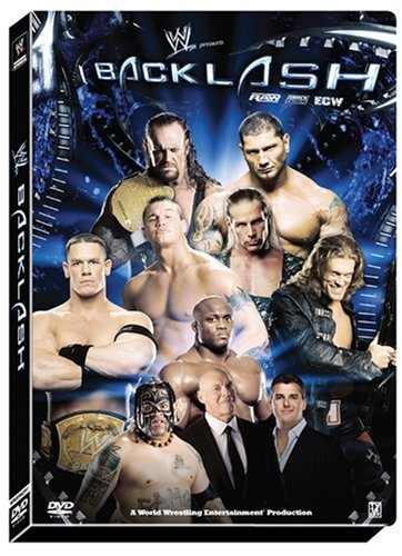 Wwe Backlash (2007) Clr Nr