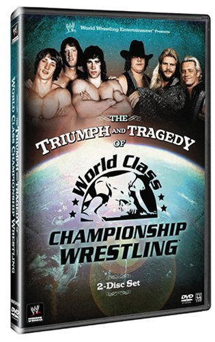 Triumph & Tragedy Of World Cla Wwe Tv14 2 DVD