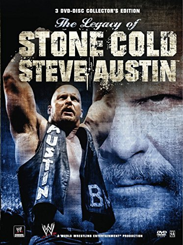 Legacy Of Stone Cold Steve Aus Wwe Tv14 2 DVD