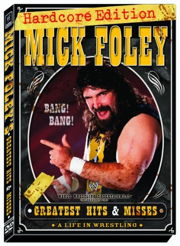 Mick Foley Greatest Hits & Mis Wwe Clr Nr