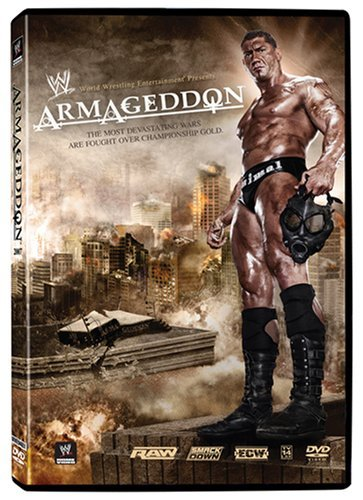 Armageddon 2007 Wwe Tv14