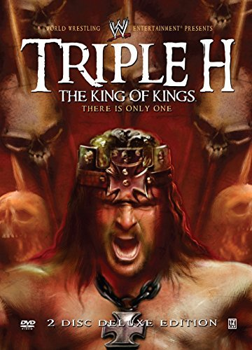 Triple H The King Of Kings Th Wwe Tv14 2 DVD