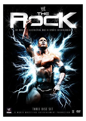 Rock Most Electrifying Man In Wwe Tv14 3 DVD