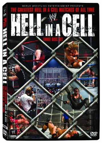 Hell In A Cell 3 Disc Set Wwe Nr 3 DVD