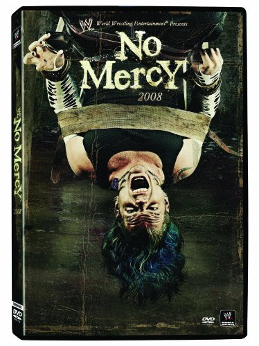 No Mercy 2008 Wwe Nr 3 DVD