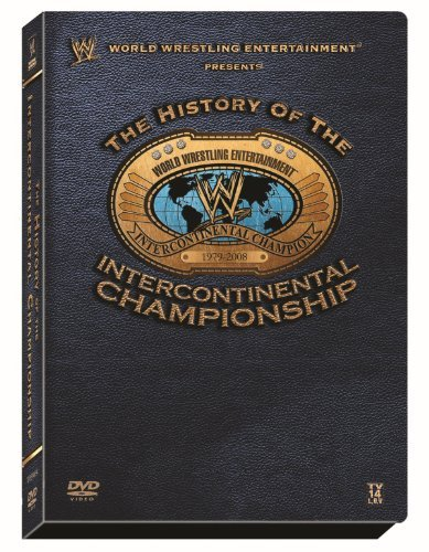 History Of Intercontinental Ch Wwe Tv14 3 DVD