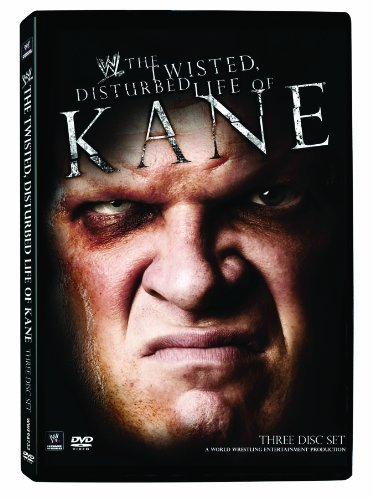 Twisted Disturbed Life Of Kane Wwe Tv14 3 DVD