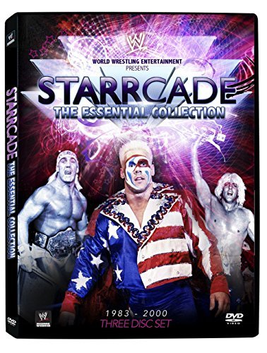 Starrcade The Essential Colle Wwe Tv14 3 DVD