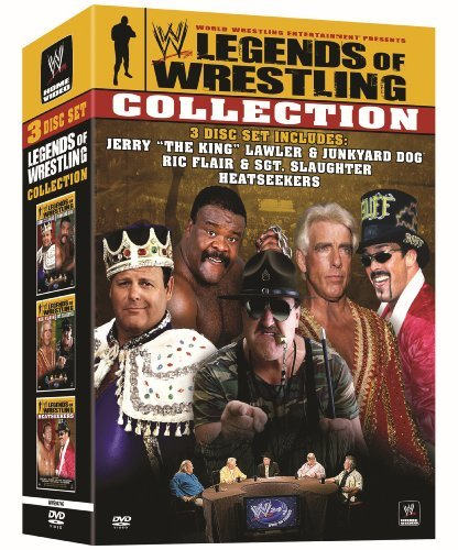 Legends Of Wrestling Wwe Nr 3 DVD