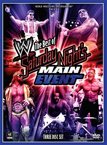 Best Of Saturday Night's Main Wwe Tv14 3 DVD