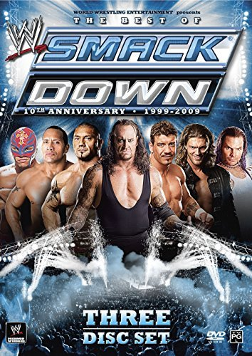 Best Of Smackdown 10th Anniver Wwe Tv14 3 DVD