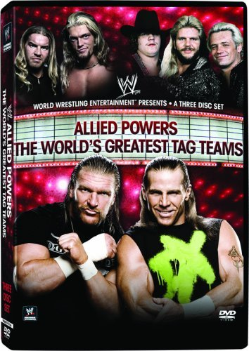 Allied Powers The World's Gre Wwe Tv14 3 DVD