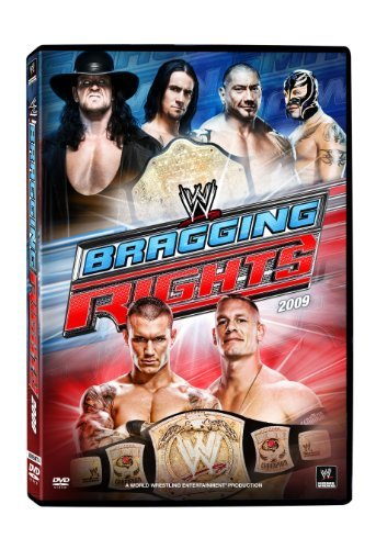 Bragging Rights 2009 Wwe Tvpg