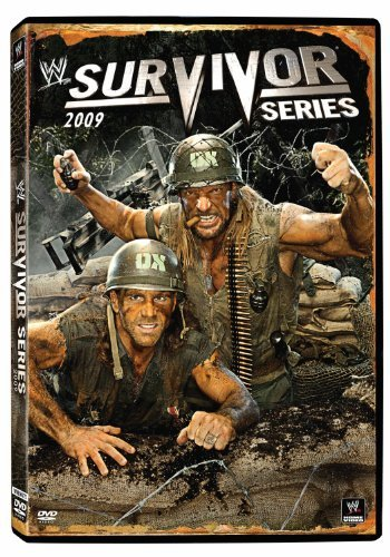 Survivor Series 2009 Wwe Tvpg