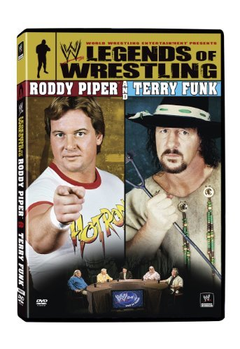 "Wwe Legends Of Wrestling ""rowdy"" Roddy Piper &"