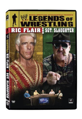 Ric Flair & Sgt. Sl Wwe Nr