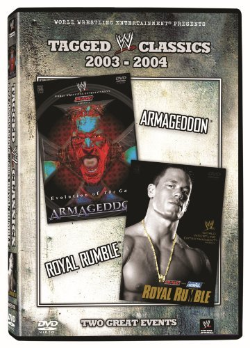 Wwe Tagged Classics Armageddon 20 Tv14 2 DVD