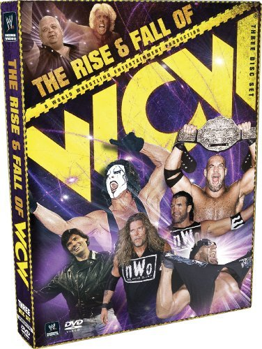 Wwe Wwe Rise & Fall Of Wcw