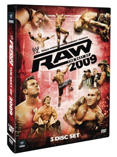 Raw The 2009 Season Wwe Nr