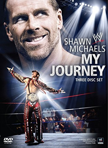 Wwe Shawn Michaels My Journey DVD Tvpg 3 DVD