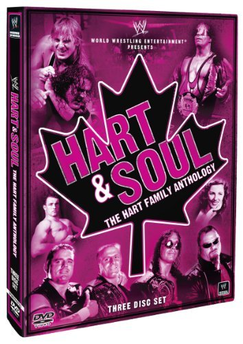 Hart & Soul The Hart Family A Wwe Pg 3 DVD
